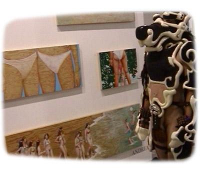 art.fair 21st Century Art, 2005