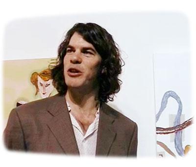 Jeffrey of Capsule Gallery at Kunst 05 Zurich