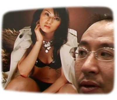 VTV interviews Matsukage Hiroyuki at ARCO 2006