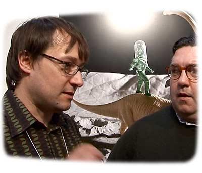 VTV interview with Steve Zavattero, co-director of Heather Marx Gallery