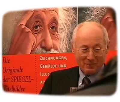 The art of Der Spiegel