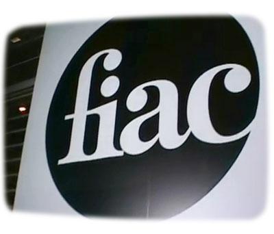 FIAC international art fair