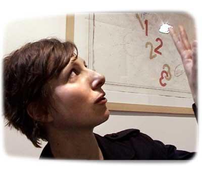 VTV interview with curator Nikola Dietrich