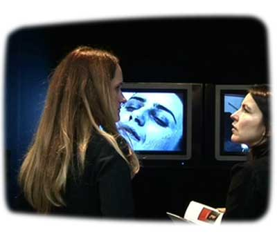 VTV interviews Corinne Enquist at ARCO 2006