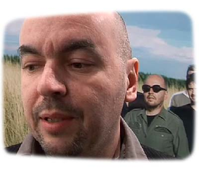 VTV interviews Martin Behr / G.R.A.M. at ARCO 2006
