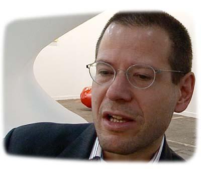 VTV interviews Kenny Schachter at ARCO 2006