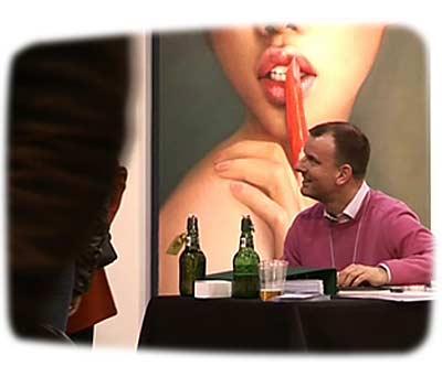 VTV interview with Volker Diehl, Galerie Volker Diehl